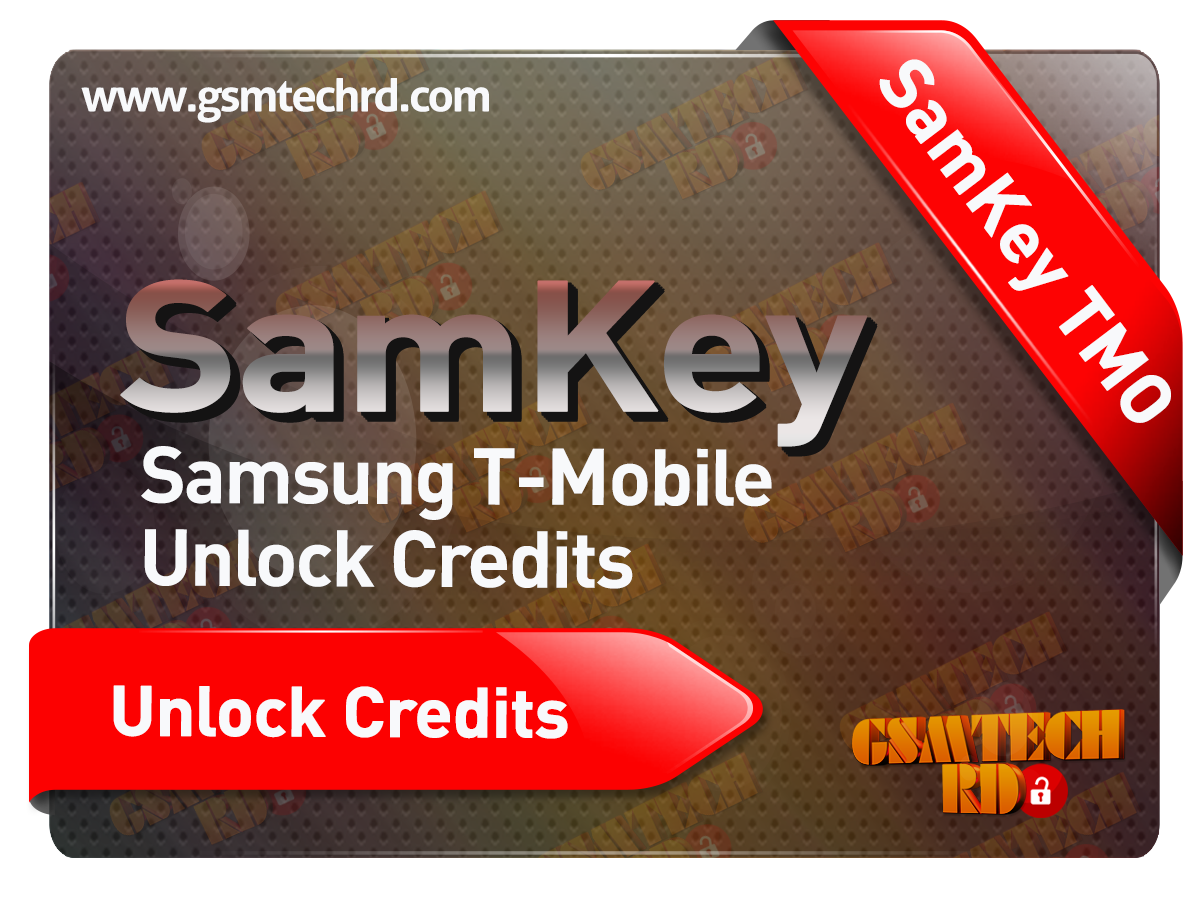 SamKey TMO Account